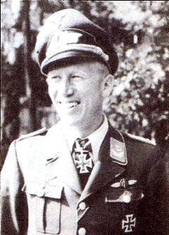 L'Oberleutnant August GEIGER