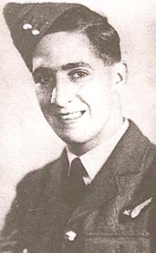 Harold MATTHEWS air gunner sergeant 19 ans